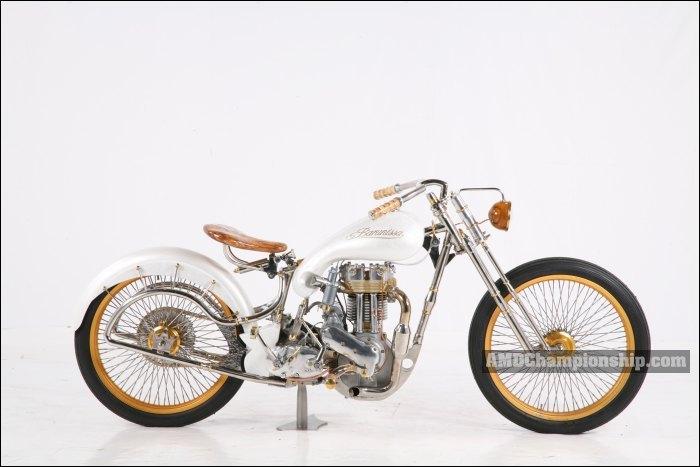 Amd World Championship North Coast Custom Bike Details Gallery