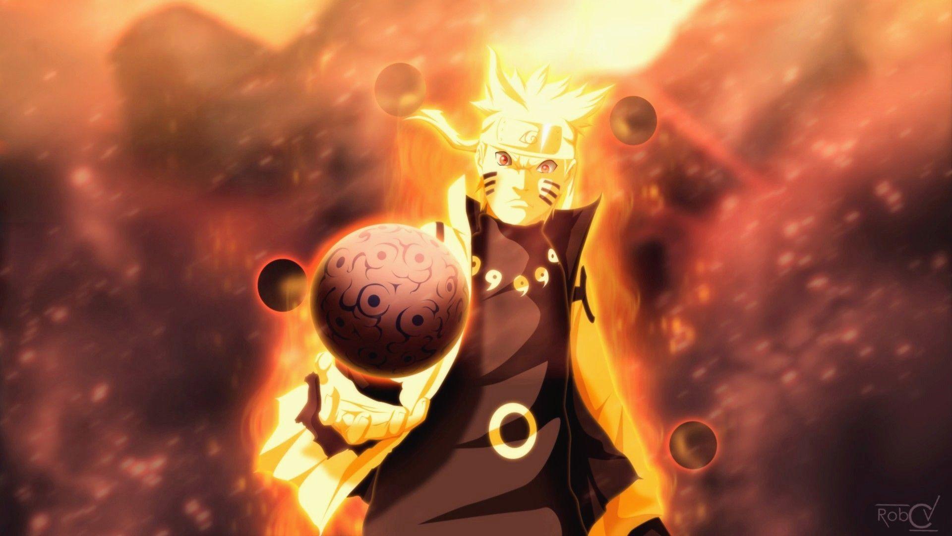 Naruto Shippuden Fond Decran Hd