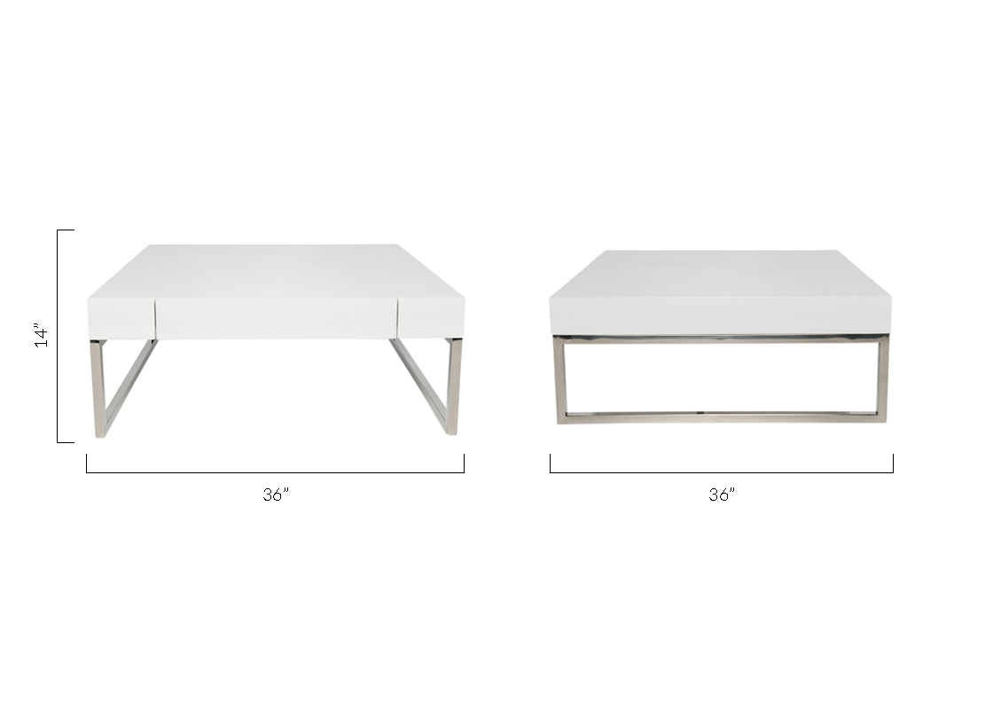 Enhance Your Living Room With The Gavino White Coffee Table Coffee Table White At Home Furniture Store Modern Coffee Tables [ 800 x 1120 Pixel ]