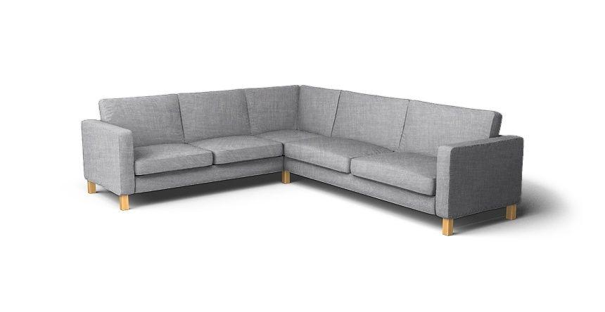 Karlstad Corner Sofa Cover