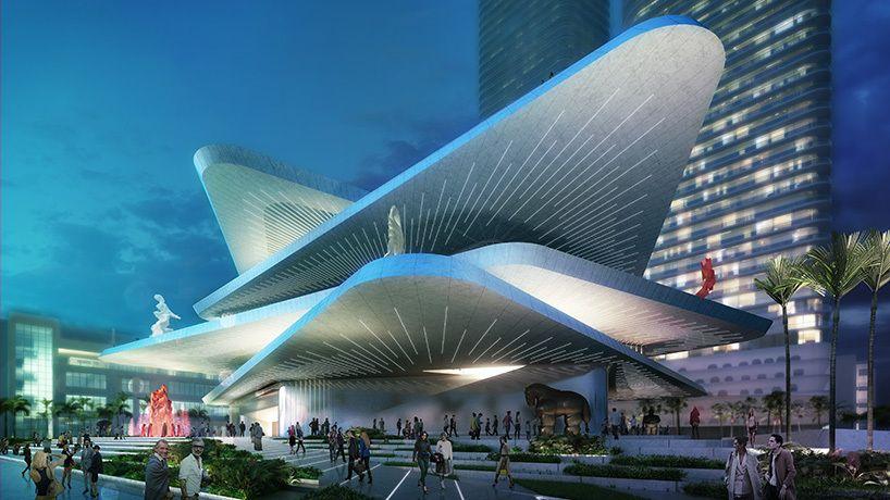 FR-EE / Fernando Romero EnterprisE Reveals Latin American Art Museum for Miami