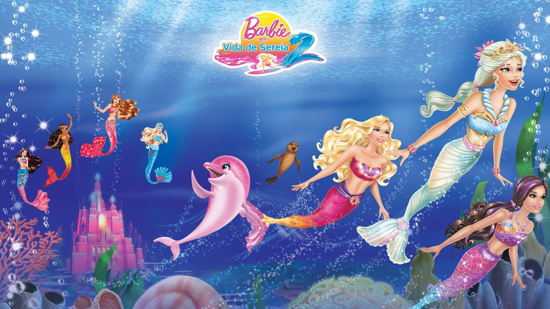 Barbie In A Mermaid Tale 2 Wallpaper 15 Mermaid Barbie Barbie