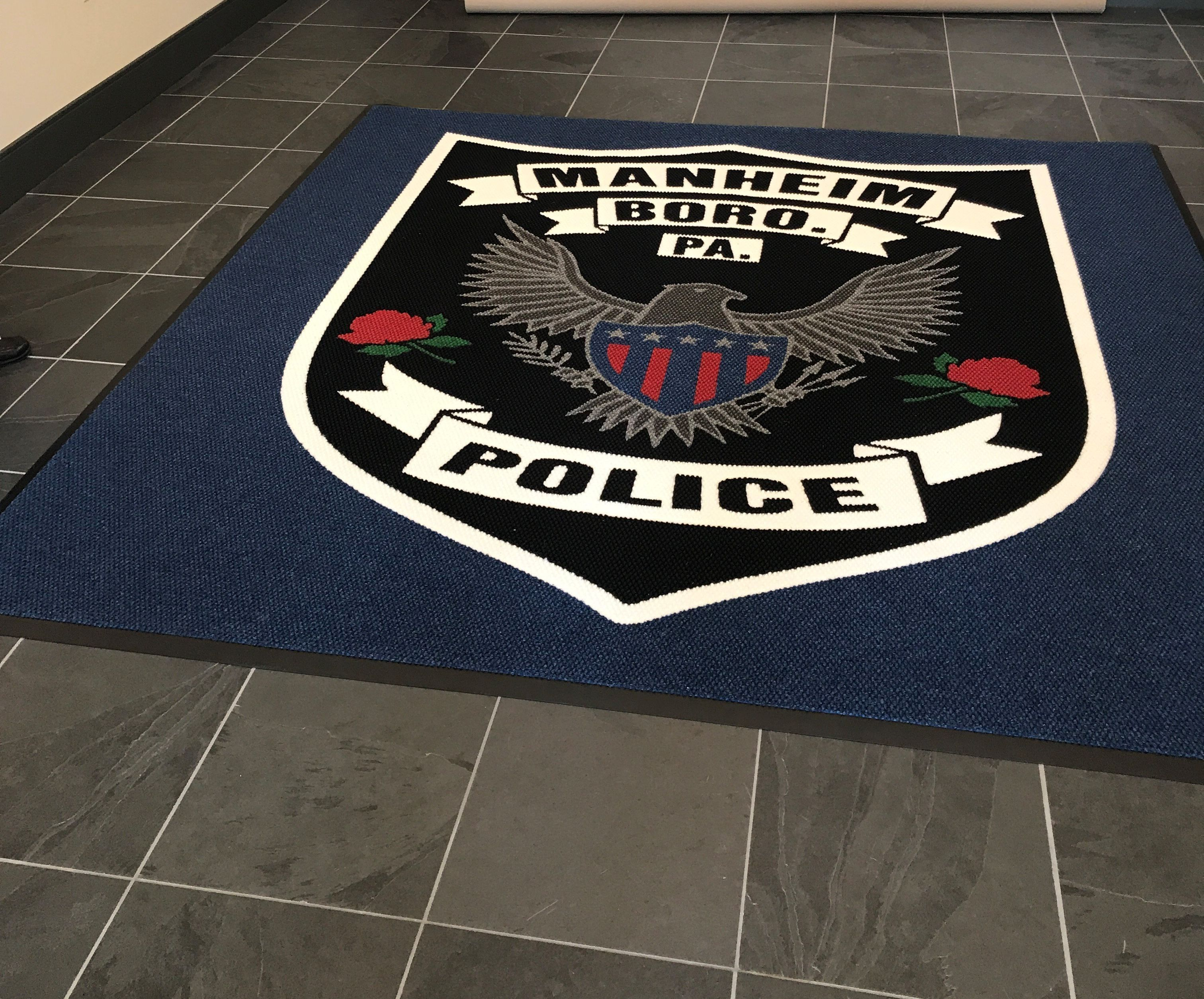 floor logo stand mats real will personalized custom collage estate out your make office rugs