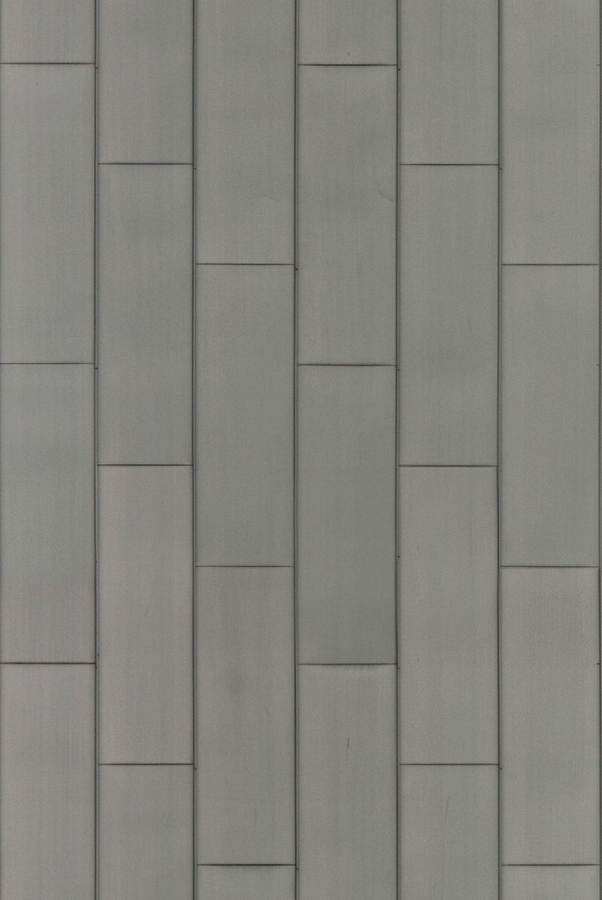 Zinc Standing Seam Architextures Tiles Texture Standing Seam Metal Roof Zinc Roof