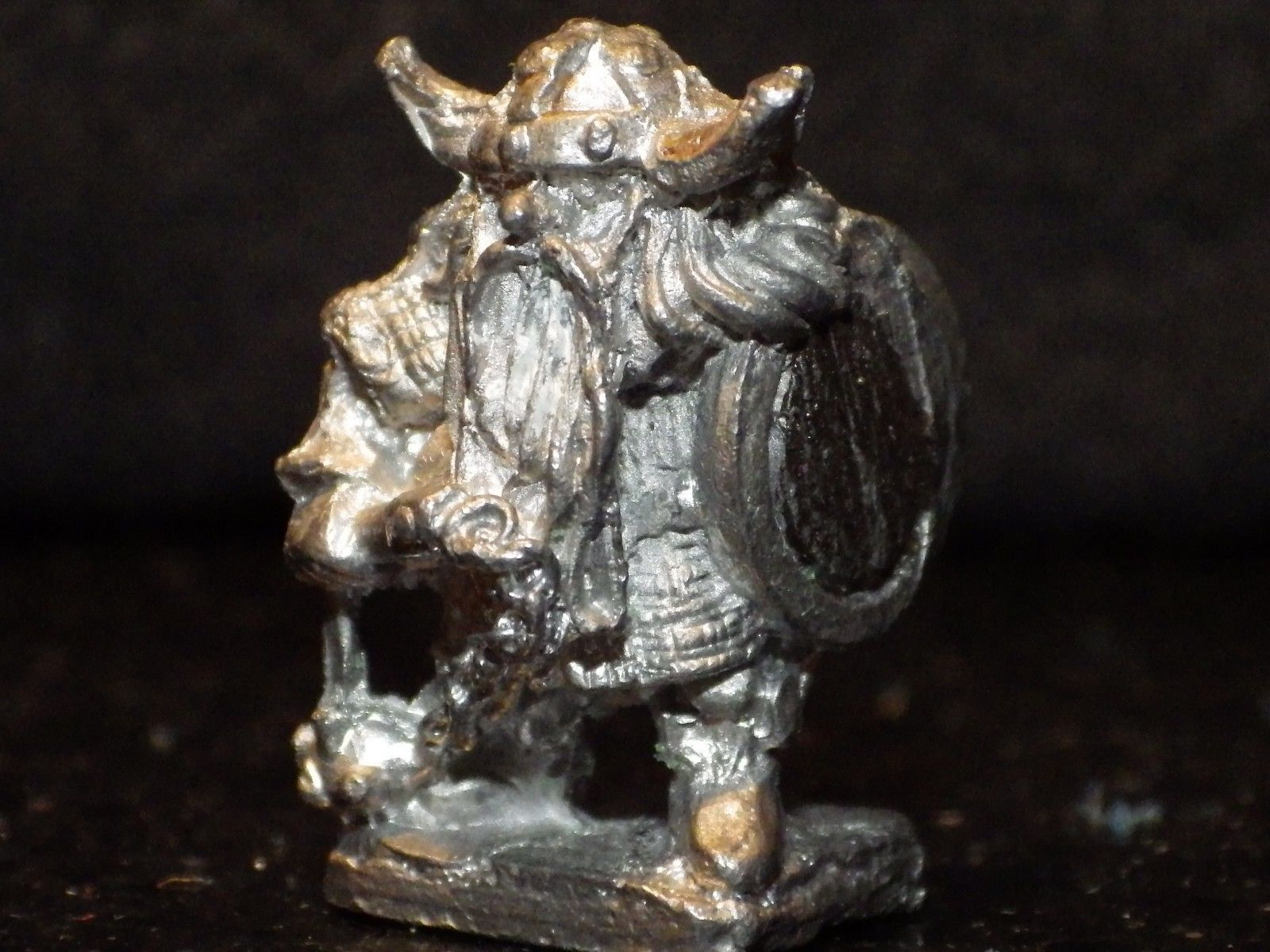 Dwarf Fighter 1297 Heritage Dungeons Dragons Miniature Ral Partha