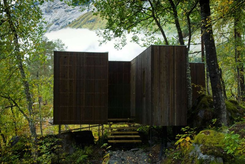 Spend a night at ex machina movie house it is a hotel now