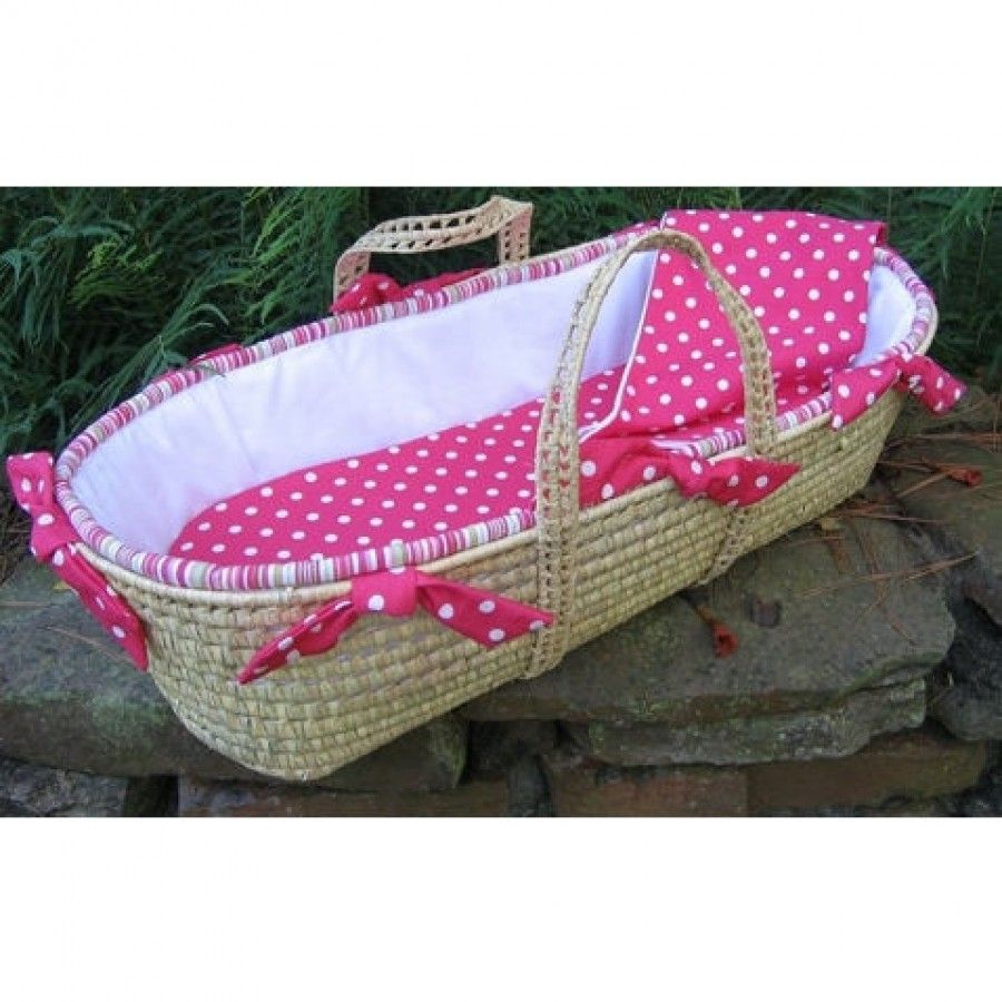 Maddie Boo Lola Moses Basket M175 Moses basket