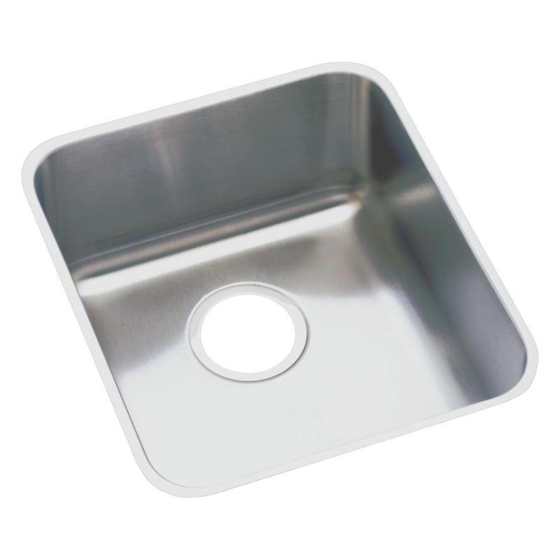 elkay eluhad111650 products single bowl sink sink utility sinks rh pinterest co uk