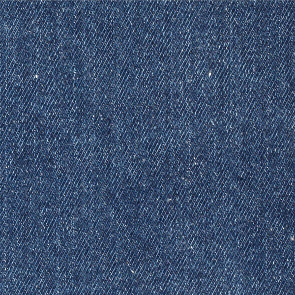 This Is A Solid Blue Cotton Denim Upholstery Fabric