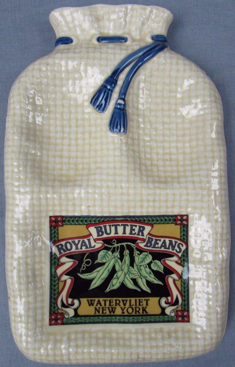 Royal Butter Beans, Watervliet, New York - Spoon Rest