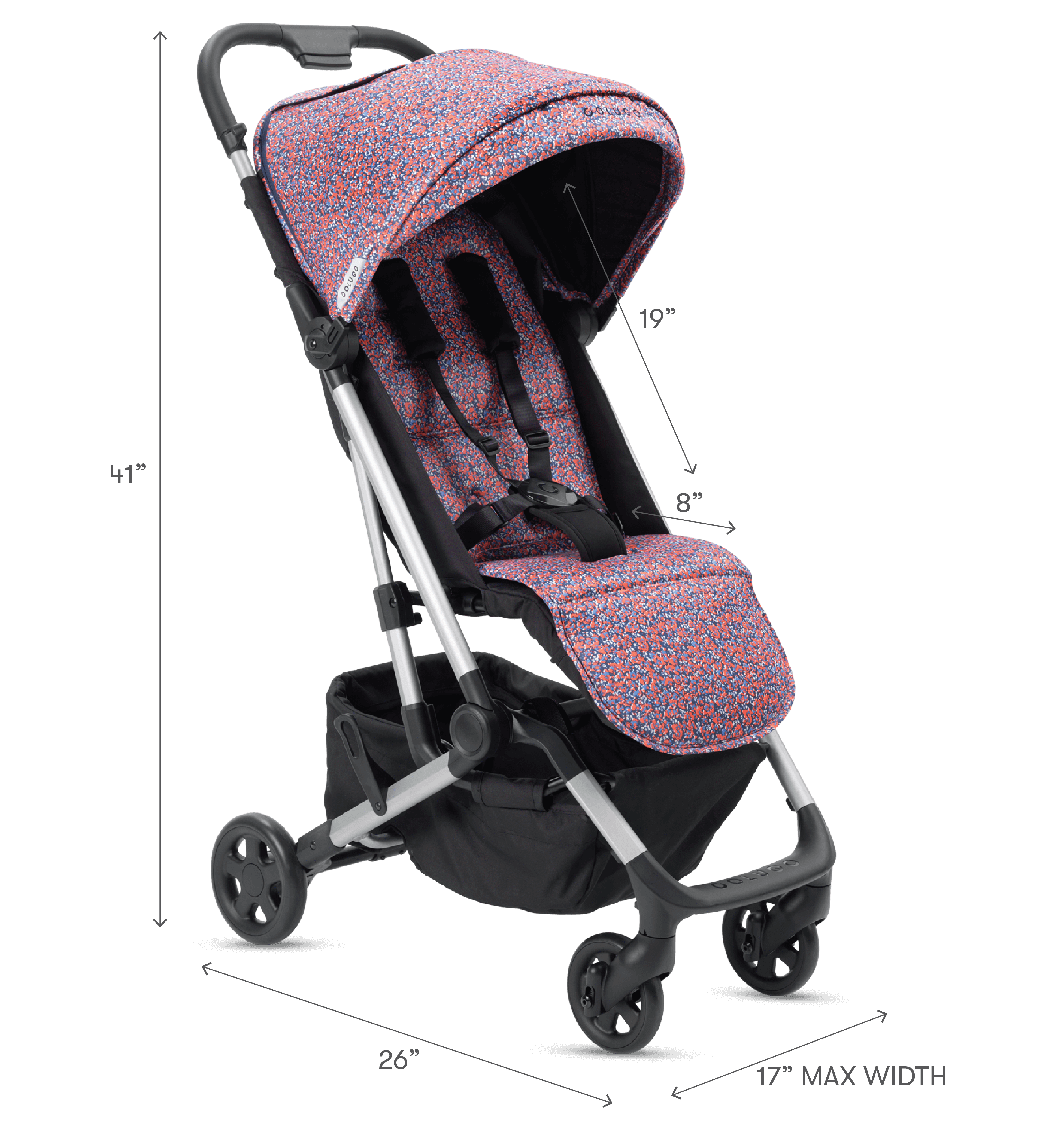The Compact Stroller Black Compact strollers, Stroller