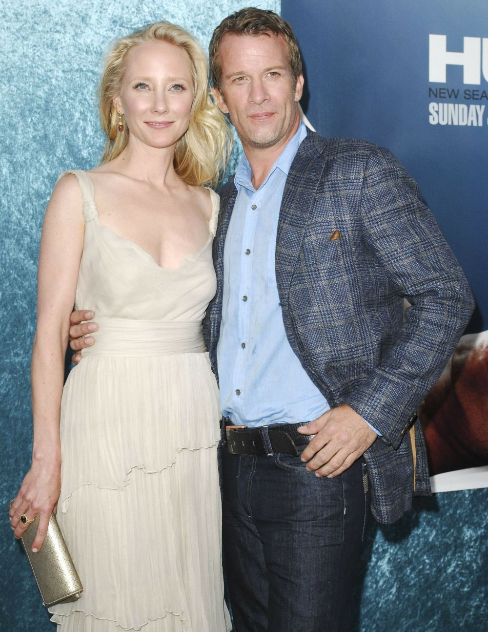 Now who is dating anne heche Is Anne