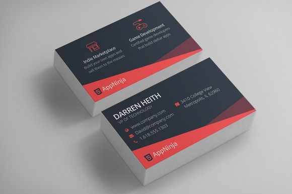 Sleek Business Card Template Business Card Photoshop Photographer Business Card Template Business Card Dimensions