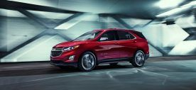 Next Gen 2018 Chevrolet Equinox Starts At 24 475 With Images
