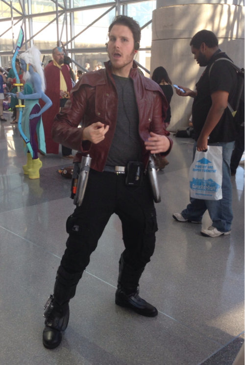 A+ Star Lord Cosplay. | Heros and Villians | Pinterest ...