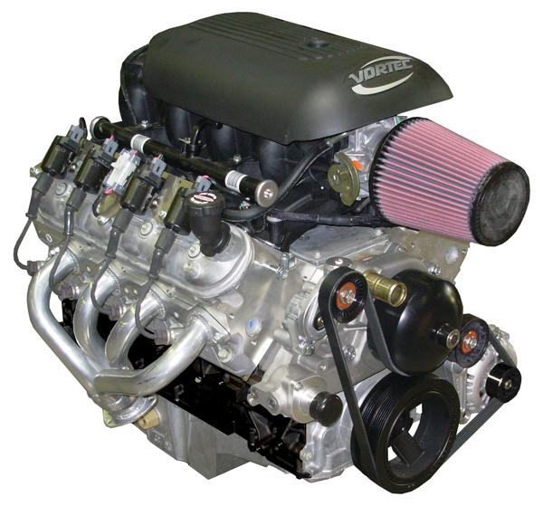 Turn Key Engine 886004 LQ9 6 0L 470 HP Turn Key Engine