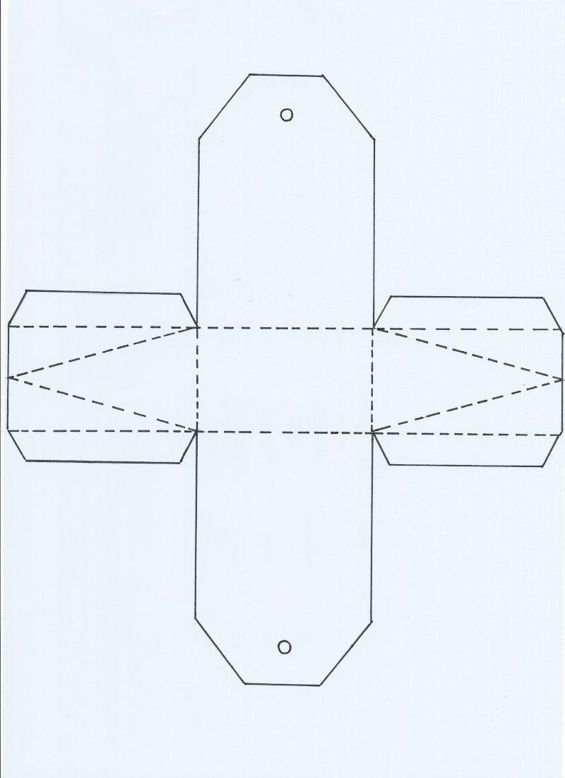 Gabarit boite th divers origam box pinterest gabarit boite et th s - Gabarit boite en papier ...