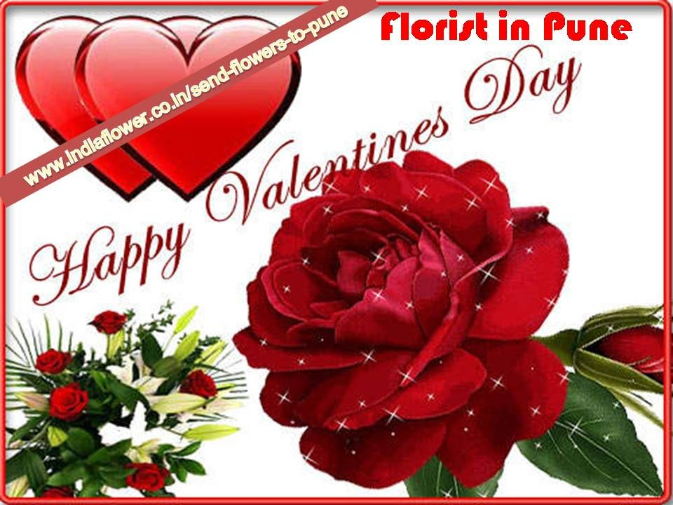send #roses and #flowers to your #friends in #india on #valentine, Ideas