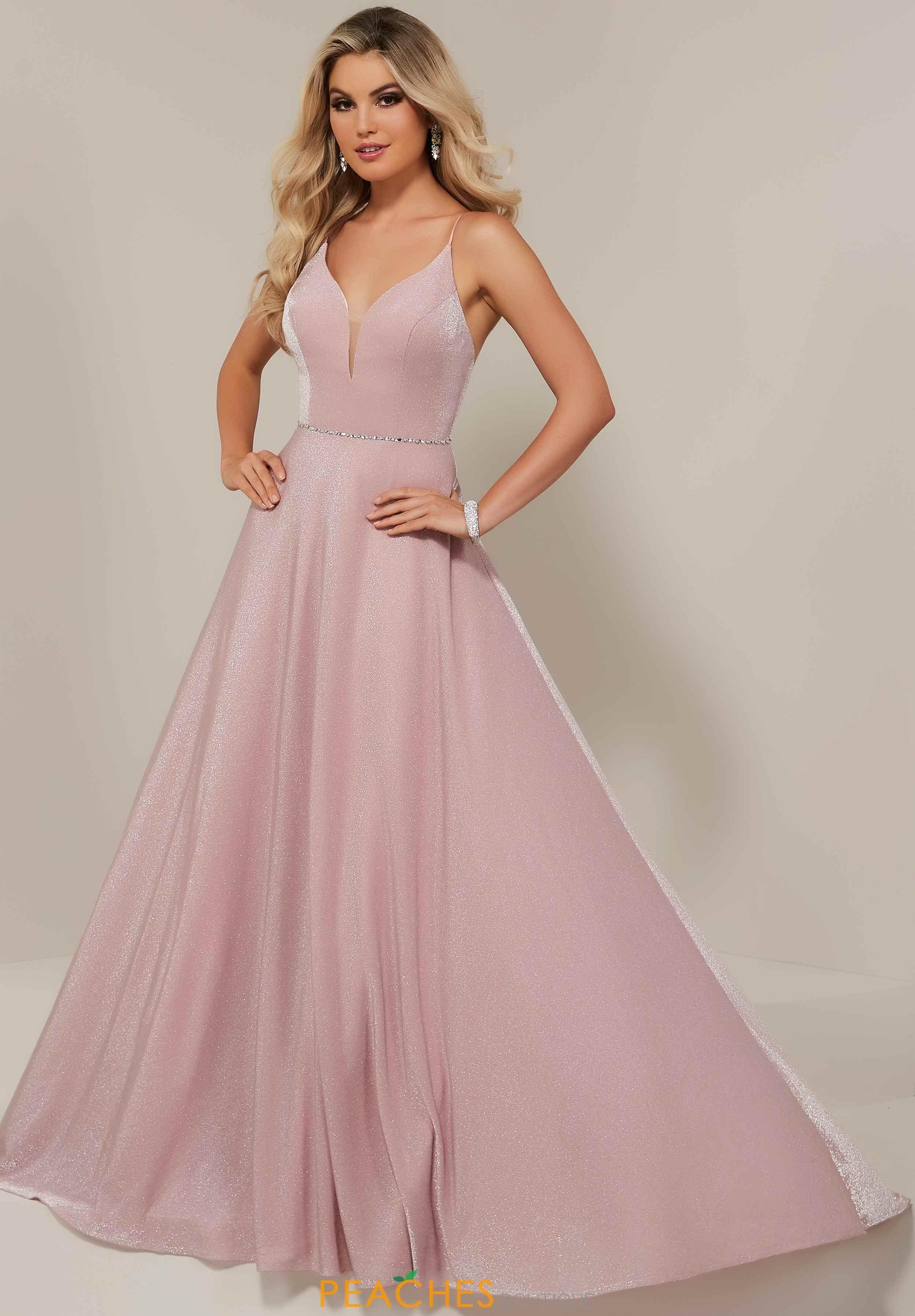 296cee2371b Tiffany Jersey A Line Dress 16345 in 2019