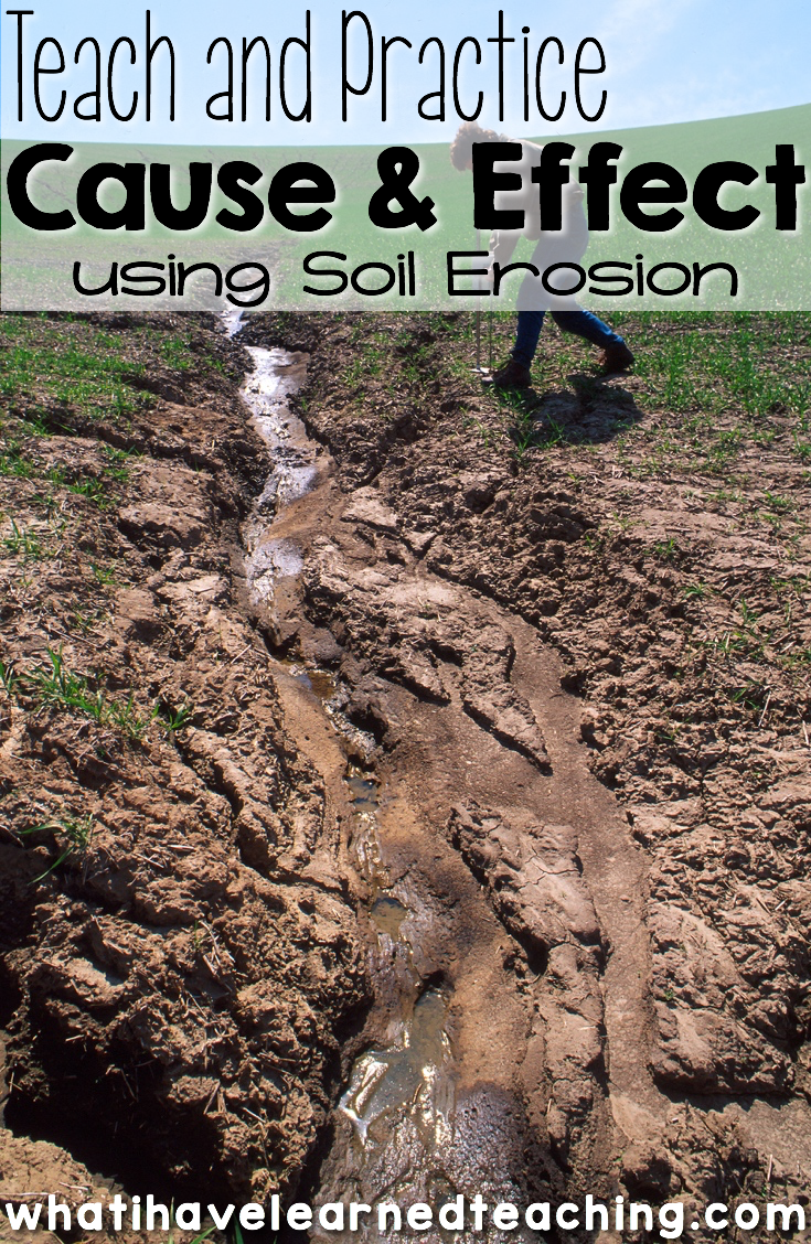 teach and practice cause effect soil erosion integrated  teach and practice cause effect soil erosion integrated eld