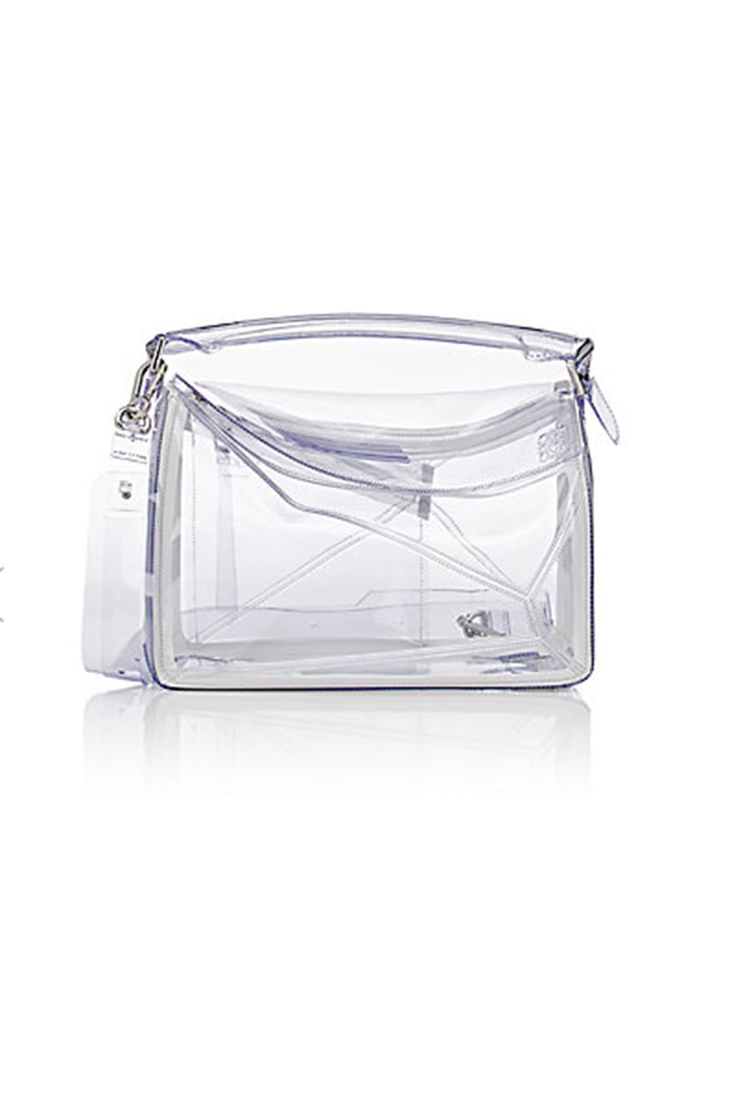 The Latest Accessories Trends You Need To Shop Now #refinery29  http://www.refinery29.com/2016/09/123473/accessories-trends-fall-2016-polyvore#slide-1  Clear HandbagsRemember that transparent backpack you had in middle school? That trend's all grown up and even dipping into the luxury realm with this number by Loewe.Loewe Puzzle Shoulder Bag, $1,550, available at Barneys New York....
