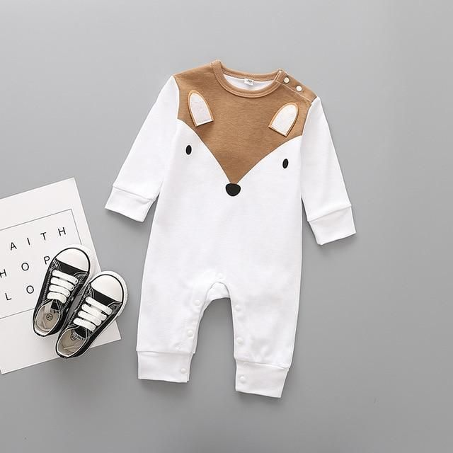 Vine Baby Boys Romper Suits One Piece Outfits Bodysuits Baptism Wedding Tuxedo Jumpsuit
