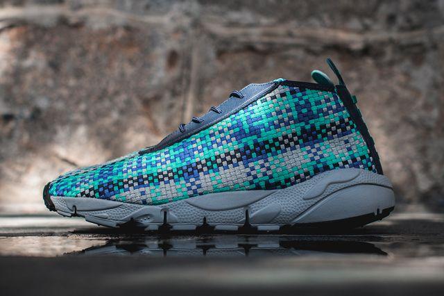 NIKE AIR FOOTSCAPE DESERT CHUKKA (HYPER JADE) | Sneaker Freaker