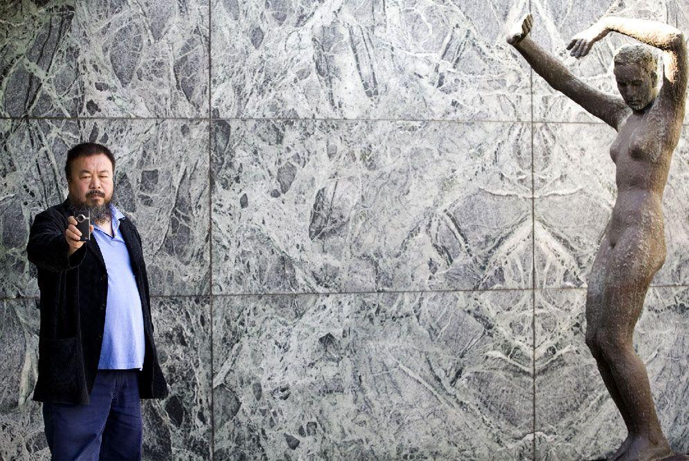 Ai Weiwei, el artista más poderoso