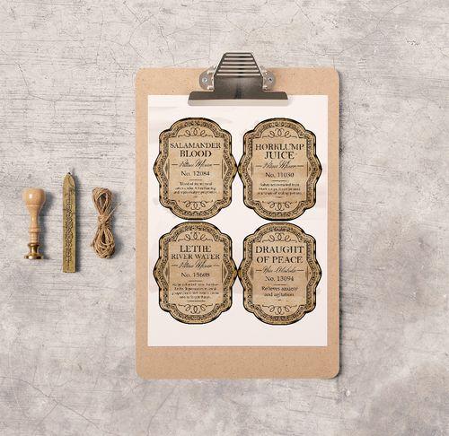 Harry Potter Party Bachelorette Printable S