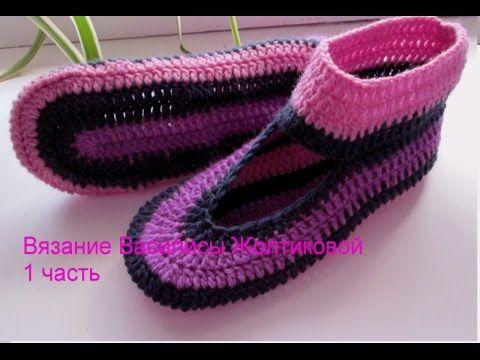 Вязание носка 37 размера