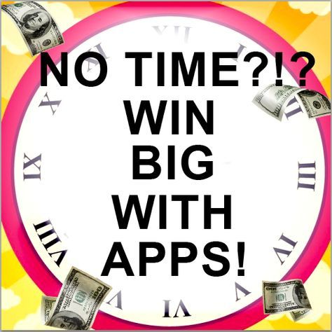 make time for pch apps Win for life, Pch, Make time