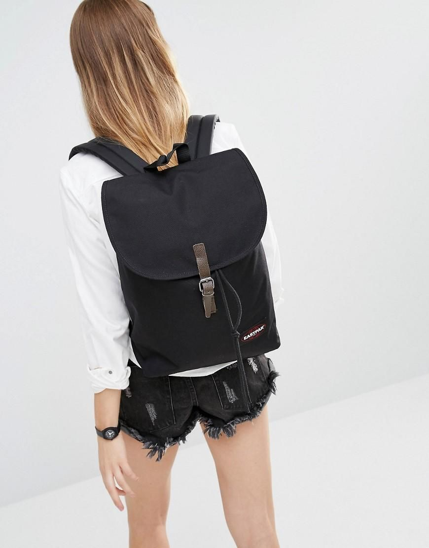 53c365b10d9 Eastpak | Eastpak Ciera Backpack In Black at ASOS | bags | Backpacks ...
