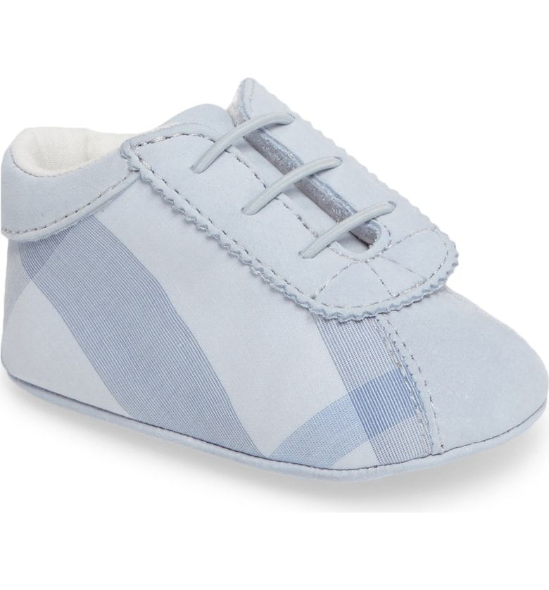 Free shipping and returns on Burberry 'Bosco' Crib Shoe ...