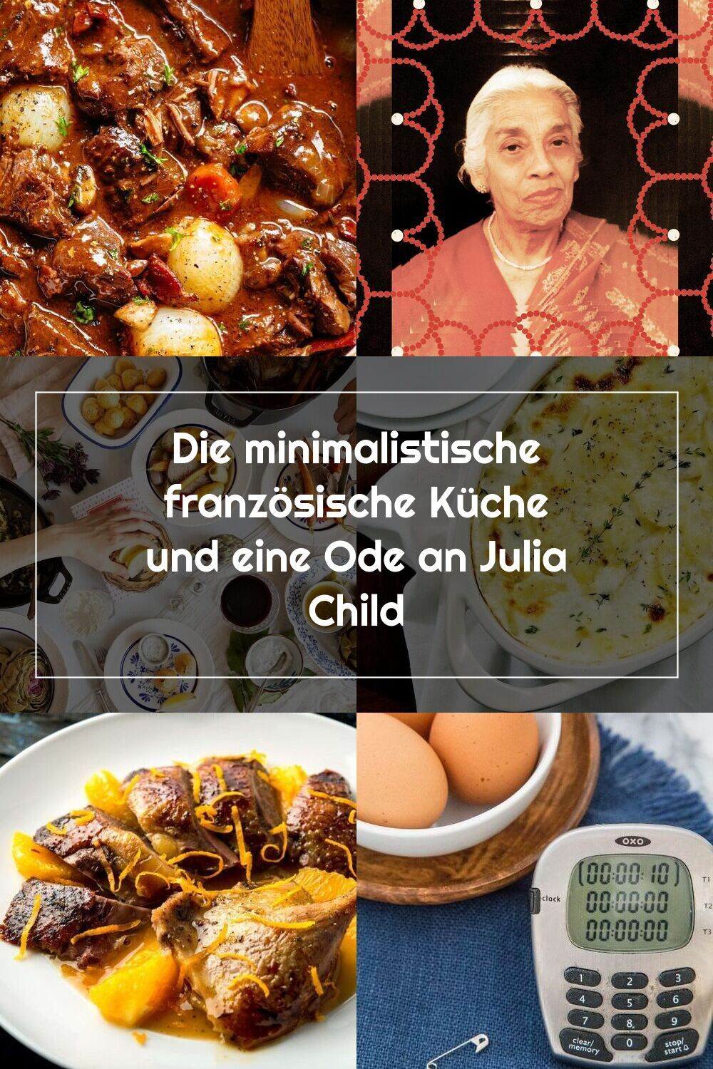 Die Minimalistische Franzosische Kuche Und Eine Ode An Julia Child Kitchen Stories In 2020 Julia Child Julia Children