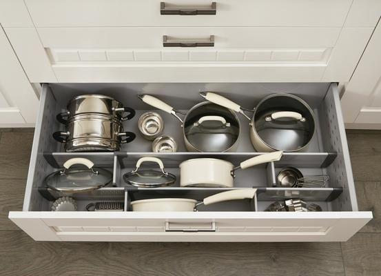 KitchenCabinetsTrayDividersforPanStorageColumbusOhio - Kitchen cabinets columbus ohio