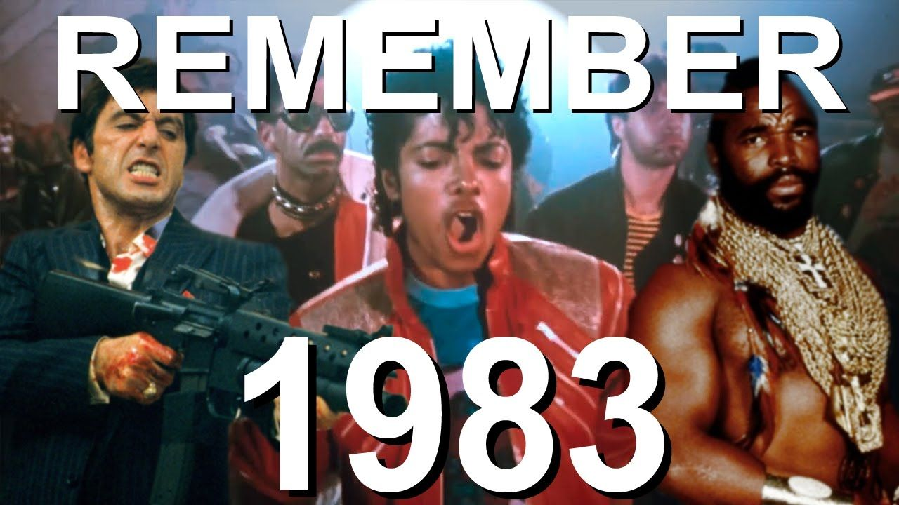 REMEMBER 1983 (With images) Best selling albums, Billy
