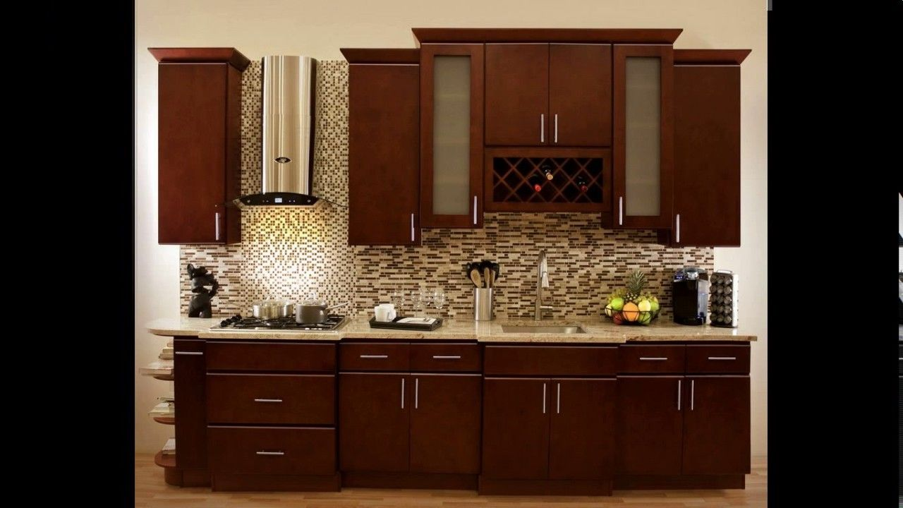 Found On Bing From Www Youtube Com Simple Kitchen Design Kitchen Cabinet Design Small Kitchen Cabinet Design