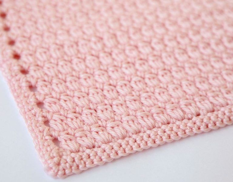 Free Crochet Baby Blanket Pattern | Crochet ideas | Pinterest ...