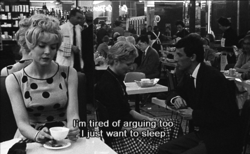 Cleo From 5 To 7 (1962), dir. Agnes Varda Agnes varda