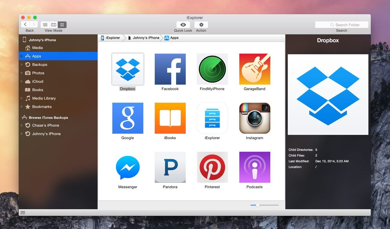 iexplorer free mac registration code