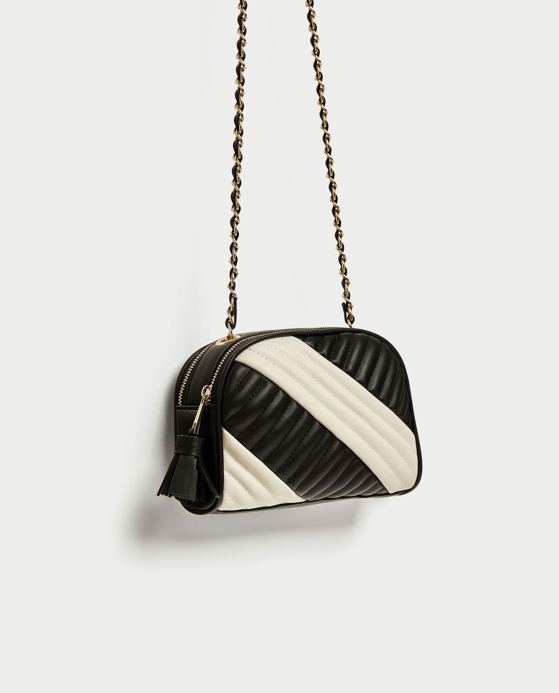 e496c8b7cd BANDOLERA ACOLCHADA BICOLOR | Accessorize | Bags, Crossbody bag ...