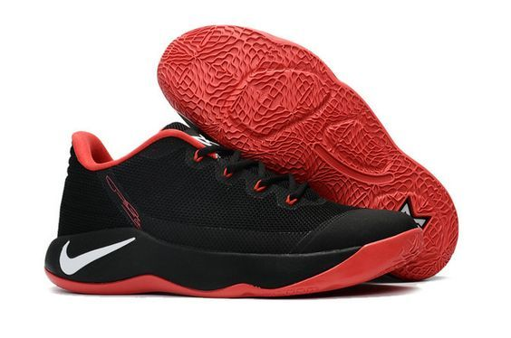 Nike Zoom PG 2 High Quality Nike PG 2 Black Red Basketball Shoe For Big  Discount