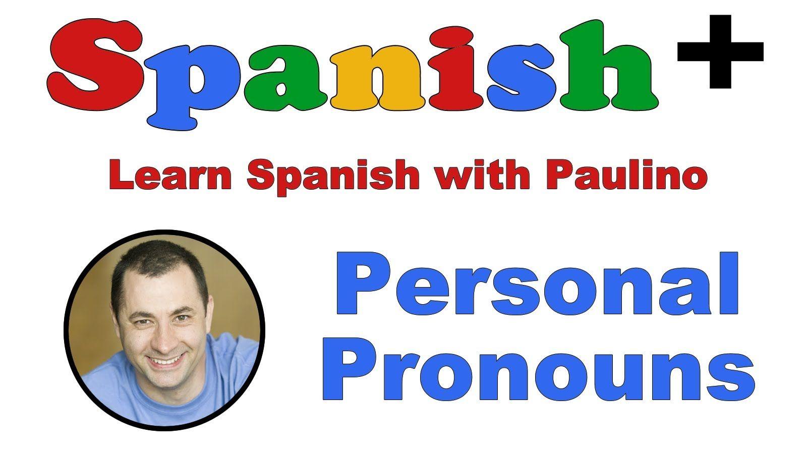 Learn Spanish With Paulino