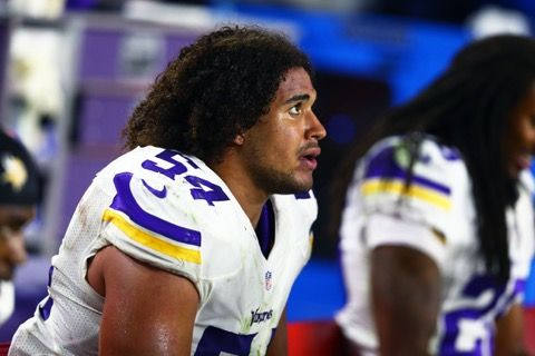 835b0a4cf Vikings  Eric Kendricks Does Some Packers  Ass Kissing -- Just another  confirmation that the Minnesota Vikings are red-headed younger stepbrother  to the ...