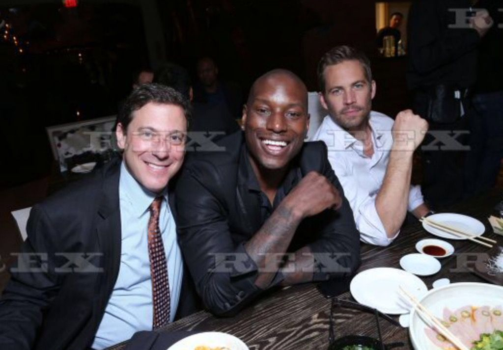 Paul and Tyrese