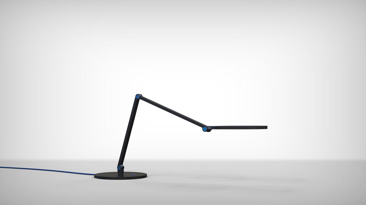 O DESKLAMP on Behance | Lampen