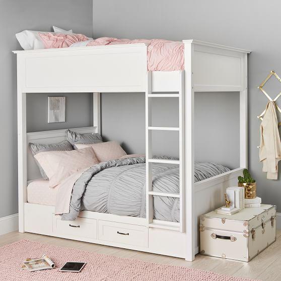 Hampton Bunk Bed in 2020 Bunk beds for girls room, Bunk