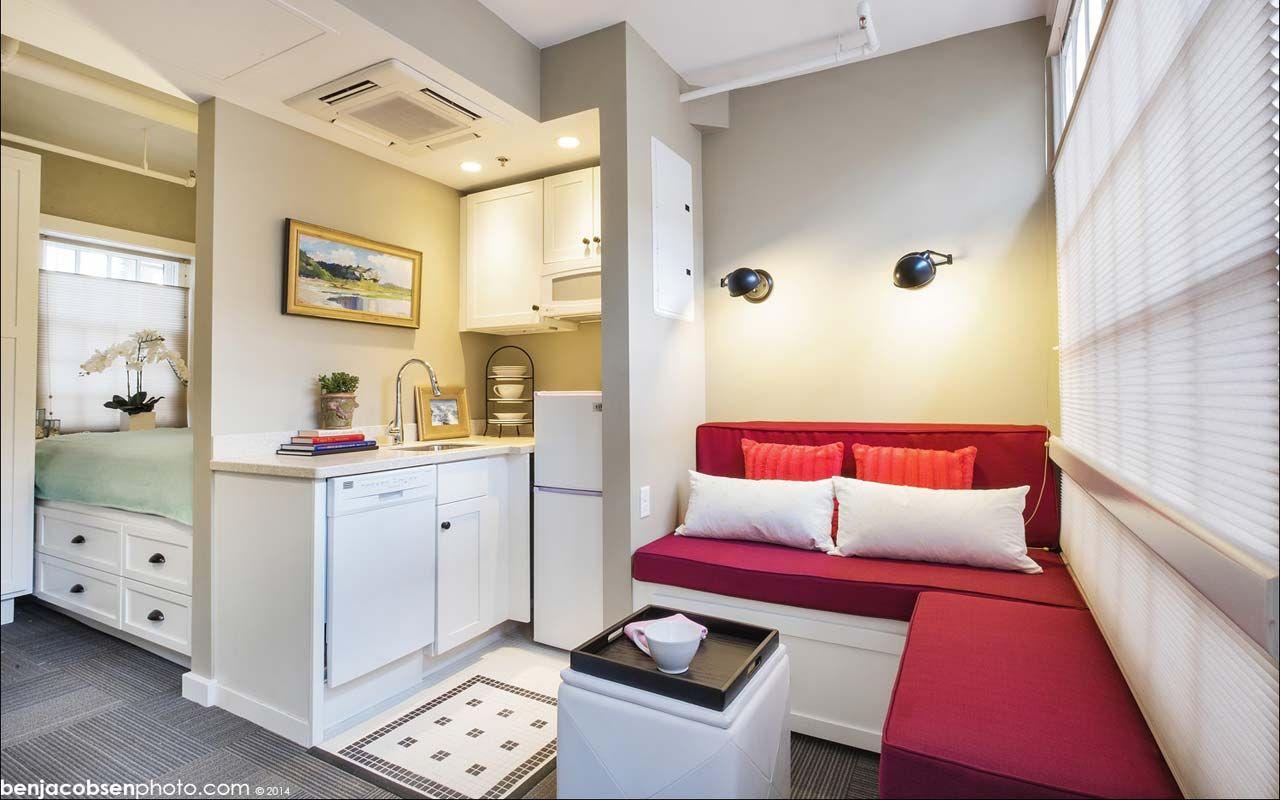 Amazingly Tiny Apartments | Tiny House | Pinterest