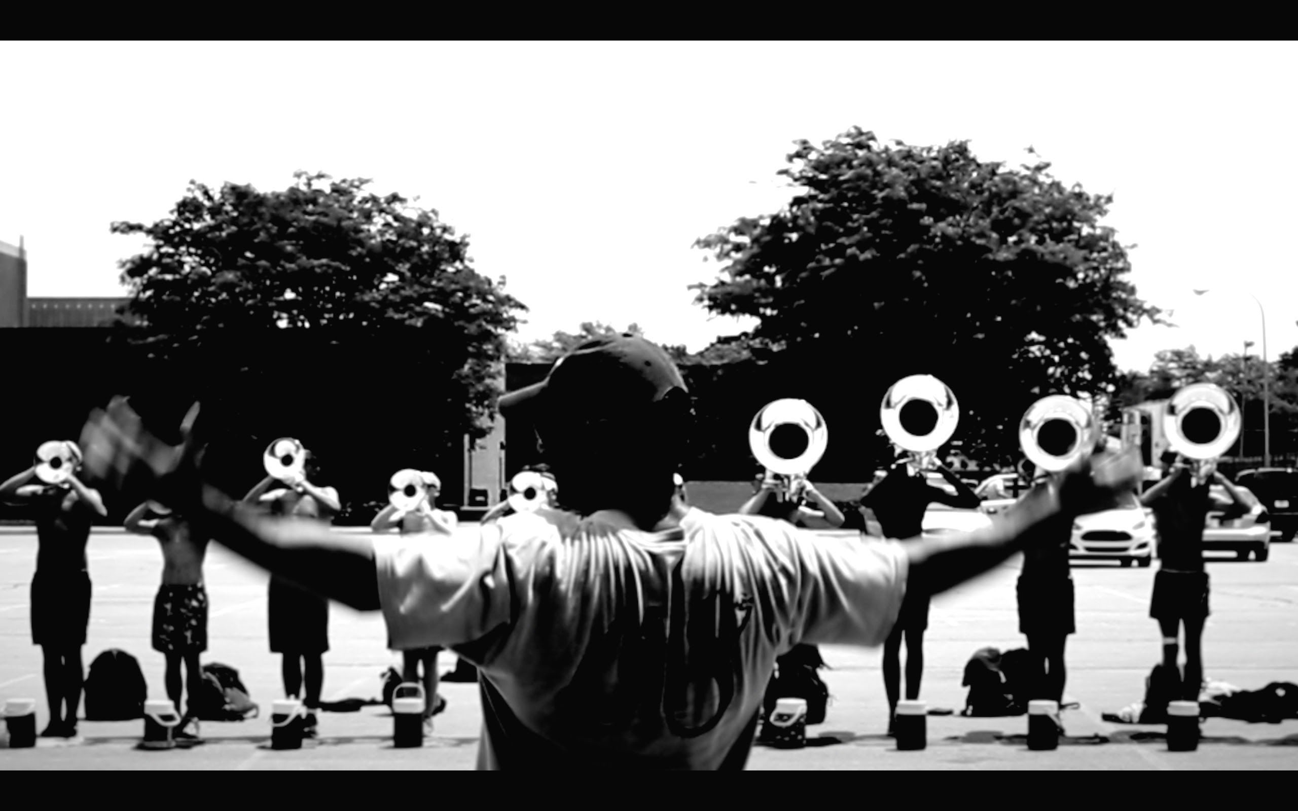 Cadets 2014 - Exploring The Cadets Sound [Quality Audio]