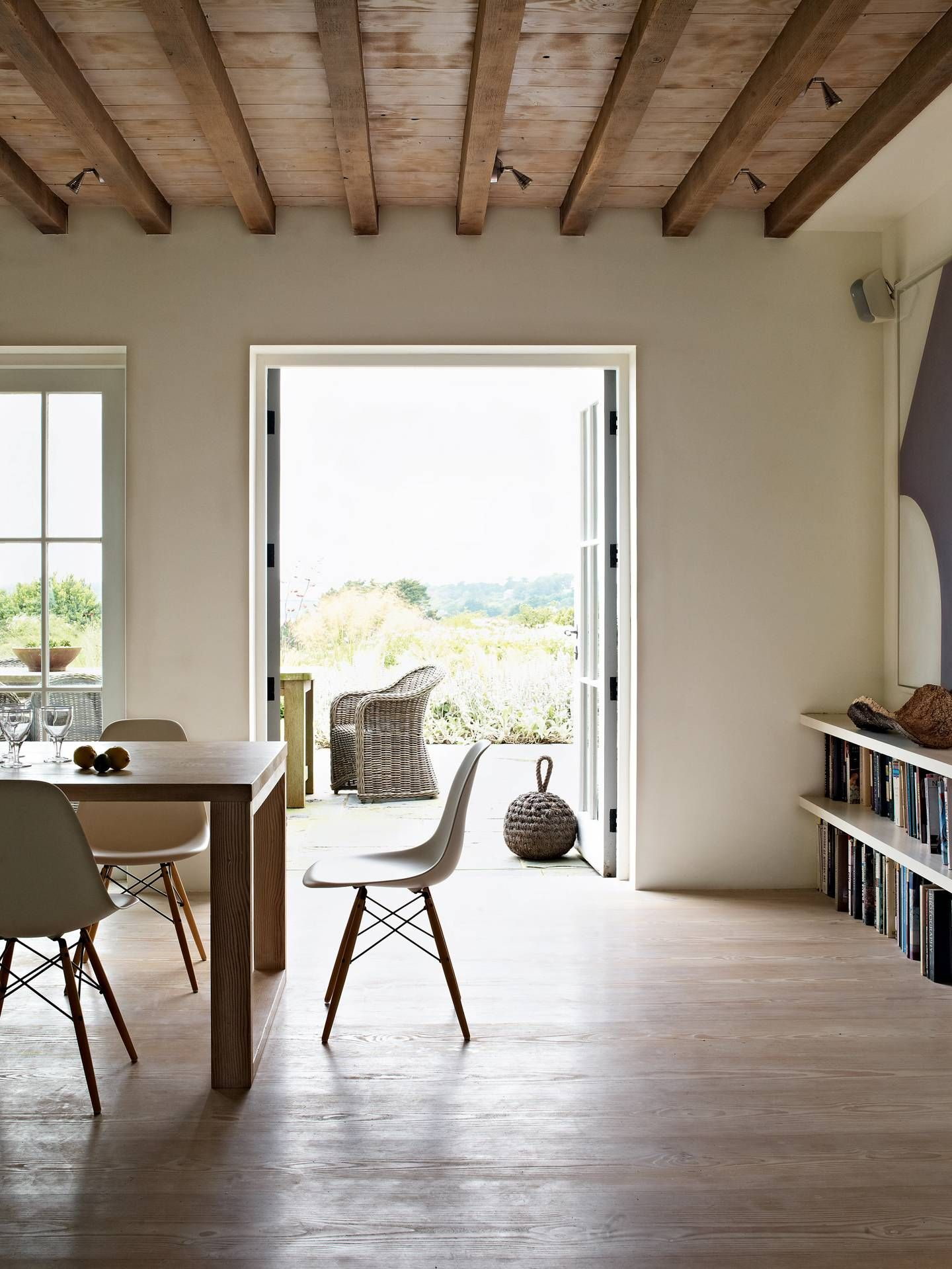 The pure, lightfilled spaces of a Cornish house by Marion